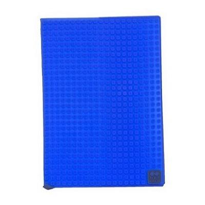 Agenda cu pixeli creativi cu coperti albastre PXN-01-13