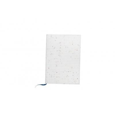 Agenda cu pixeli creativi cu coperti stele albe PXN-01-G22