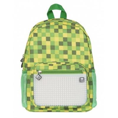 Rucsac pt. copii cu picseli creativi Minecraft/fosforescent PXB-18-04