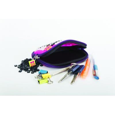Etui cu pixeli creativi PIXIE CREW alfaret violet PXA- 08