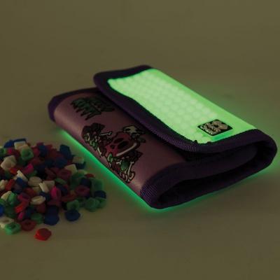 Portofel cu pixeli creativi PIXIE CREW Hello Kitty violet PXA-10-89
