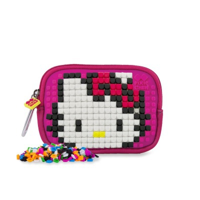 Etui cu pixeli creativi PIXIE CREW Hello Kitty -inorog PXA-08-88