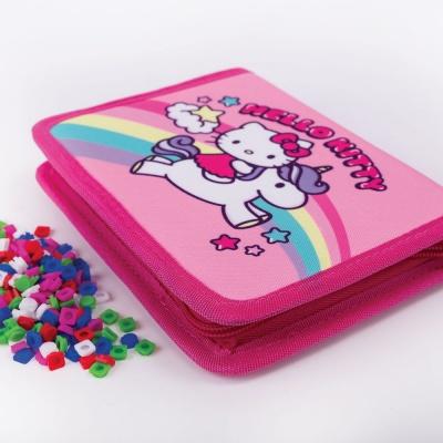 Penar scolar cu pixeli creativi Hello Kitty-inorog PAX-04-88