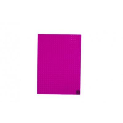 Placă de joc cu pixeli creativi fuxia PXX-01-15