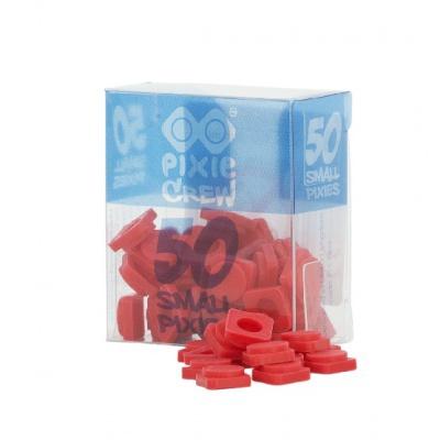Pixeli mici PIXIE CREW roșii PXP-01-01
